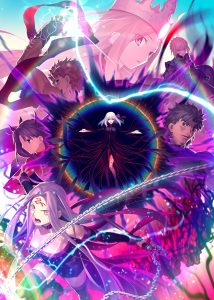 『劇場版 Fate/stay night [Heaven's Feel] III. spring song』の映画ポスター